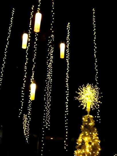 Alabang Christmas lights