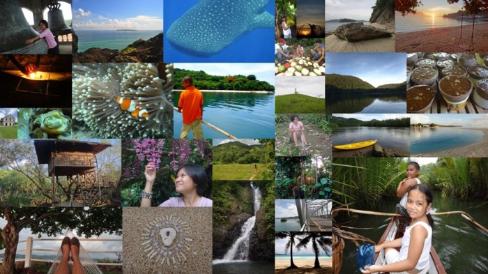 Visayas epic adventure 2012