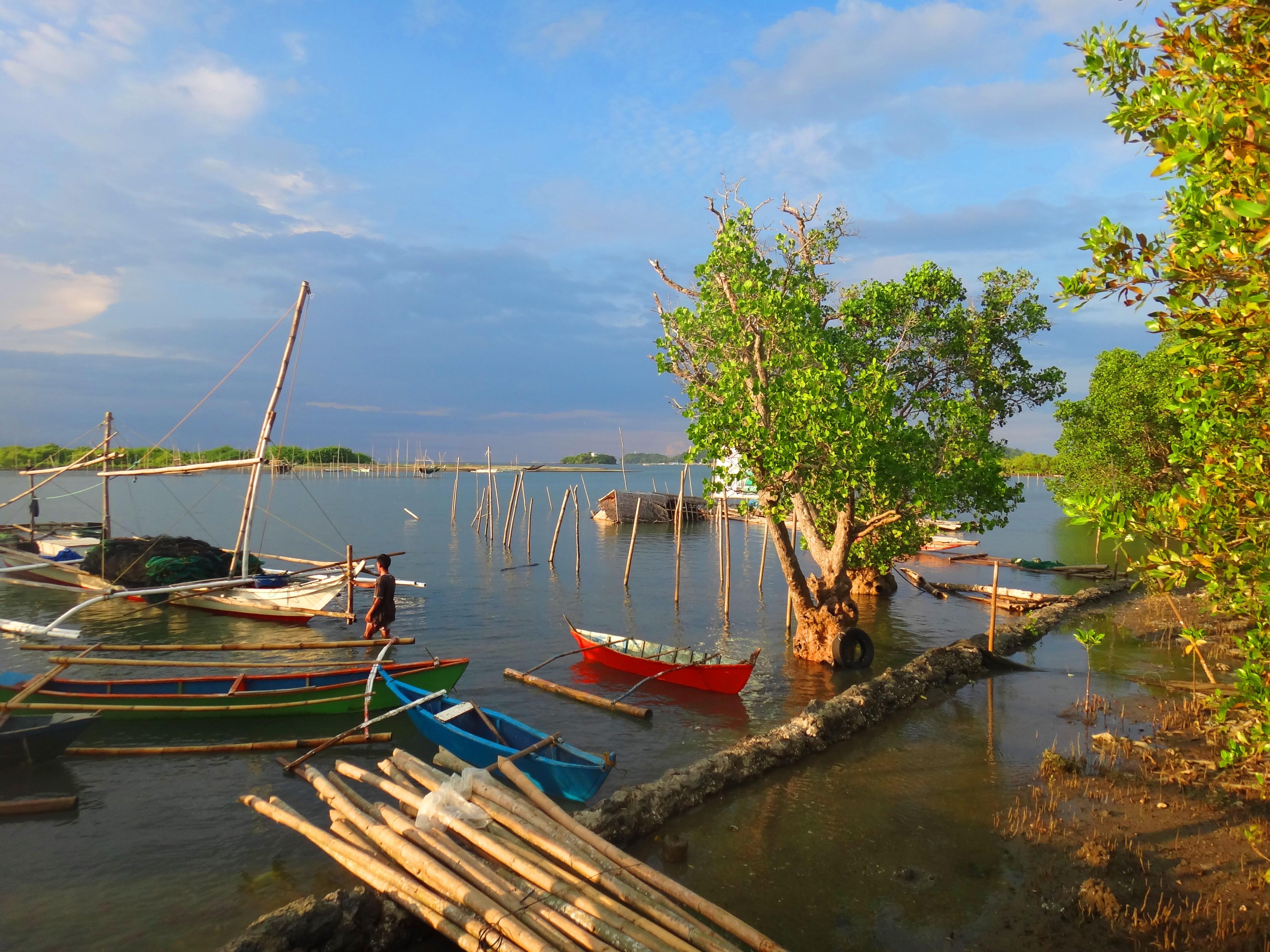 Roxas City (Capiz) Philippines  city photos gallery : Palina river cruise, Roxas City, Capiz, Philippines 2