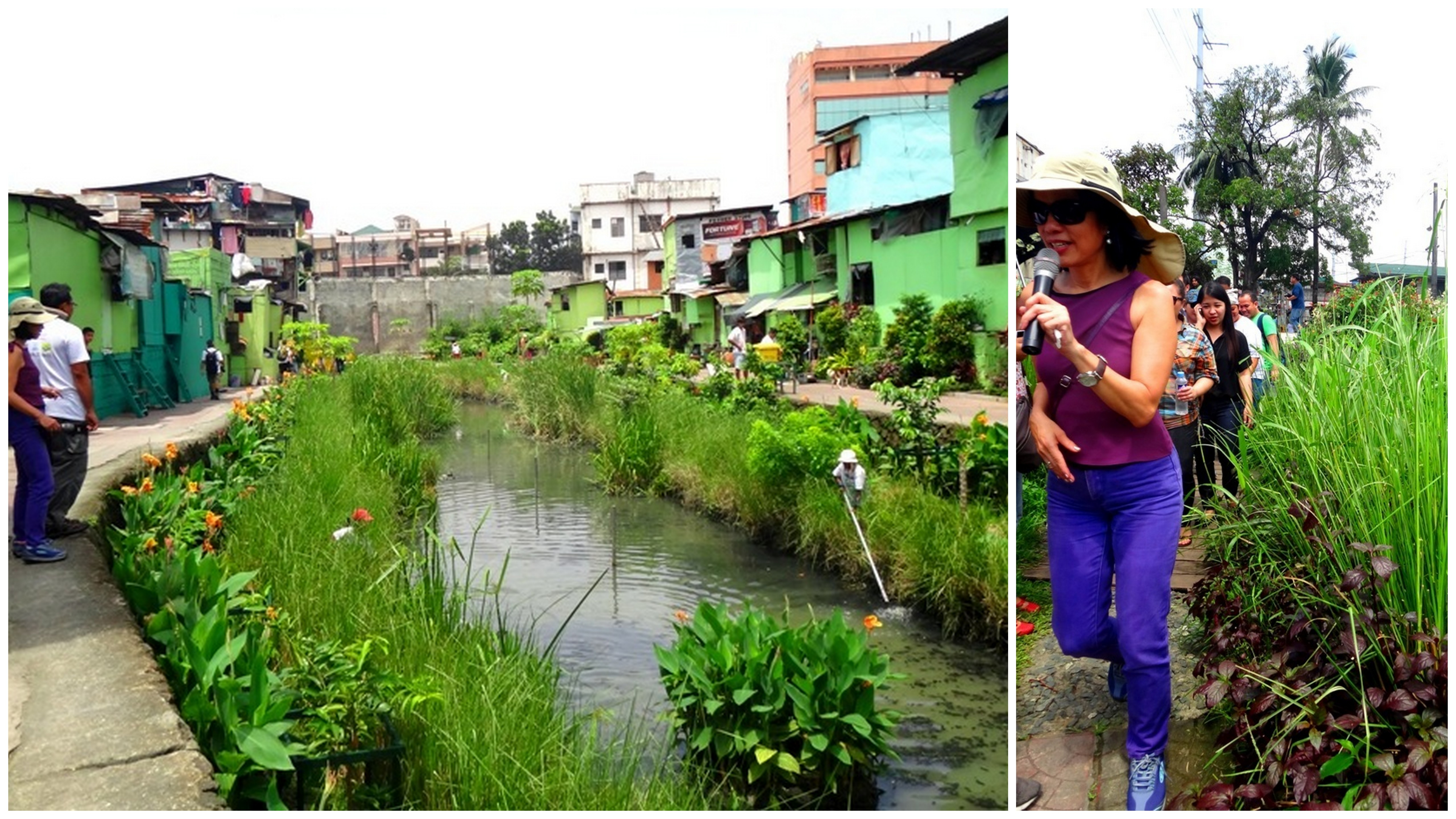 Army dating pasig river