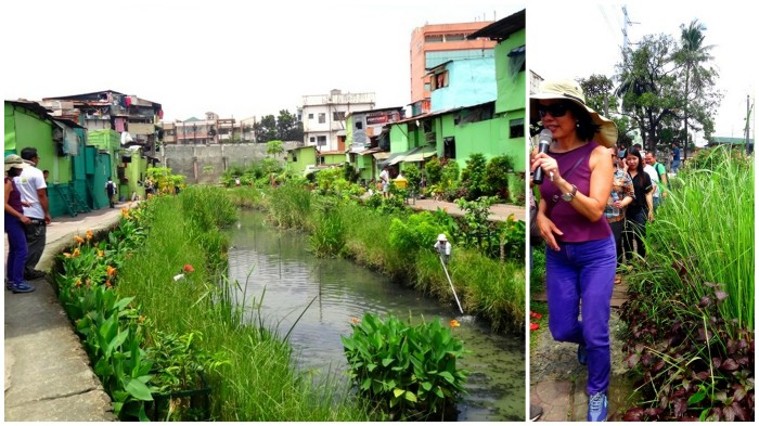 Estero de Paco, Pasig River, Manila, Philippines, Gina Lopez