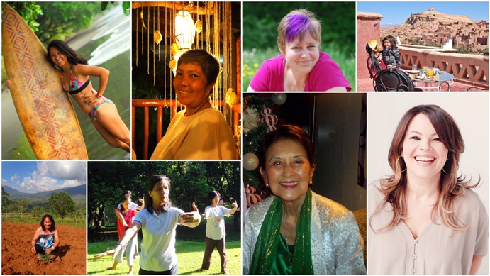 Women who inspire me - Women's Day 2013 and Women's Month Tribute