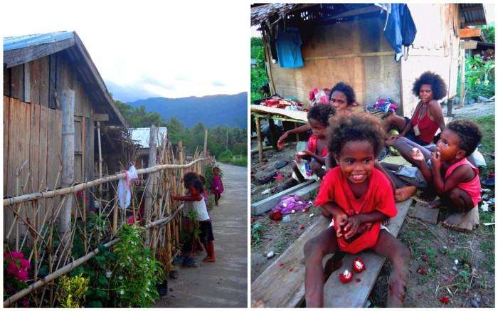 community, kids, Dumagat tribe, Sitio Inipit, Barangay Simbahan, Dinalungan, Aurora, Philippines