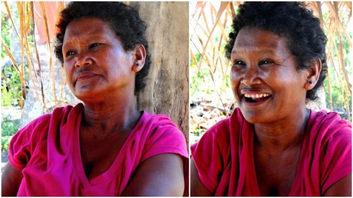 Nanay Maring, Dumagat tribe representative, Dumagat indigenous people, Dinalungan, Aurora, Philippines