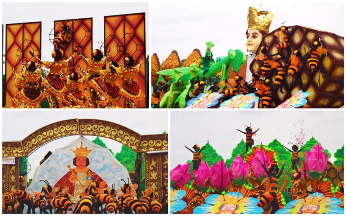 Champion, first place, Buyogan  contingent, Buyugan, Ambuyog municipality, Kasadyaan Festival 2013, Tacloban, Leyte, Philippines
