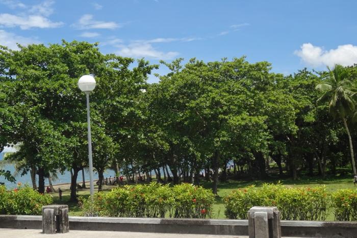 MacArthur Landing Park, MacArthur Landing Memorial, Palo, Leyte, Douglas MacArthur, Philippines