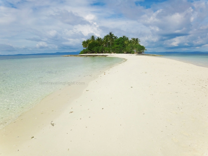 quiet sand bar, Kalanggaman Island sandbar, unspoiled white beach, Palompon, Leyte, Philippines