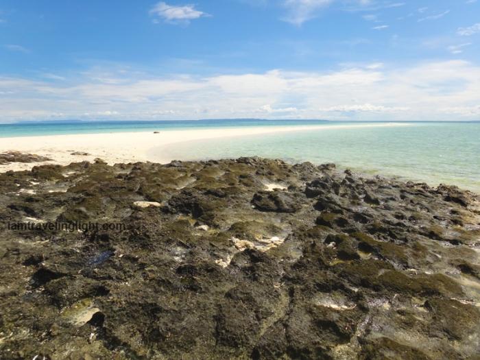 quiet white sand bar, Kalanggaman Island sandbar, unspoiled white beach, Palompon, Leyte, Philippines