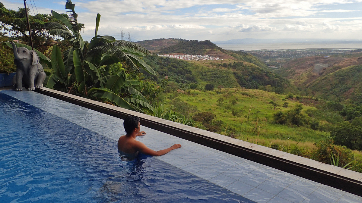 Infinity Pool In Antipolo