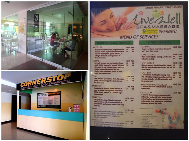Go Hotels Bacolod, Cafe 21, restaurant, massage, laundry service, convenience, Bacolod budget accommodation