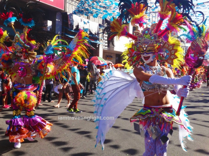Masskara Festival 2013 Barangay Category Best In Costume - Barangay Alijis, Bacolod, Philippines, also 3rd place overall in street dance and arena performance, public plaza performance