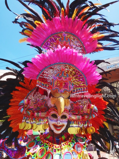 Masskara Festival 2013 Barangay Category Best In Mask - Barangay 16, Bacolod, Philippines (Champion, 1st place)