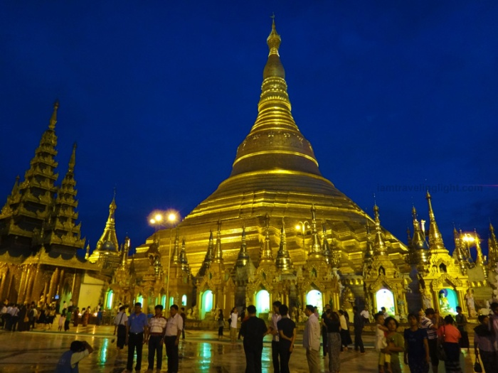 shwedagon pagoda, golden pagoda, golden temple, landmark, things to do, yangon, myanmar