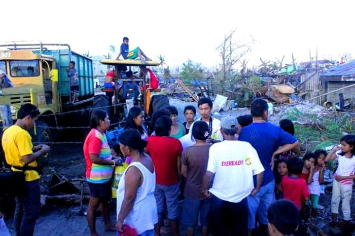 community survey and assessment for rehabilitation, Ormoc, Leyte, Typhoon Haiyan, Yolanda