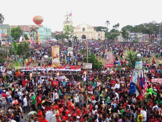 Kalibo Ati-atihan Festival 2014 merrymaking, revelry, parade
