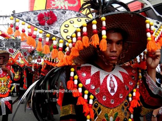 Scorpio 11-19 Group, Champion, first place, Modern Category, Kalibo Ati-atihan Festival 2014
