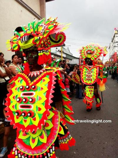 Tribu Alibangbang, Champion, first place, Small Tribe category, Kalibo Ati-atihan Festival 2014