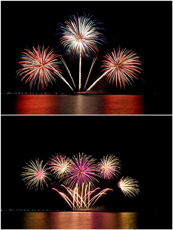 Canada, 1st place (champion), fireworks performance, 5th Philippine International Pyromusical Competition 2014 SM Mall of Asia MOA
