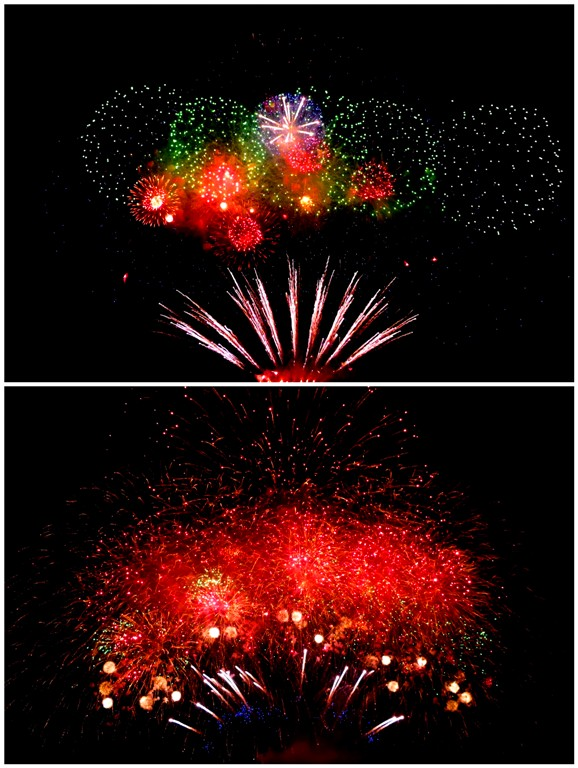China, 2nd place (1st runner-up), fireworks performance, 5th Philippine International Pyromusical Competition 2014 SM Mall of Asia MOA