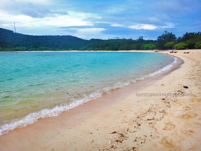 Anguib Cove, Angib, island hopping, Palaui, best, CNN top beach in the world, Santa Ana, Cagayan, Philippines