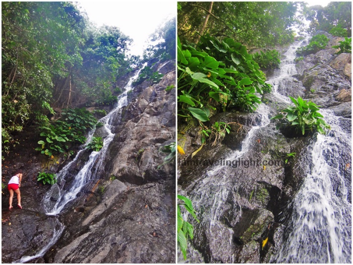 Baratubut Falls, Leonardo Trail, near Punta Verde, Palaui, Santa Ana, Cagayan, Philippines