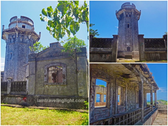 Cape Engano lighthouse, old, historical, centuries, Palaui, Sta. Ana, Cagayan