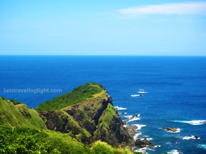 cliff, rock formations, view from the top, Cape Engano lighthouse, Palaui, best, CNN top beach in the world, Santa Ana, Cagayan, Philippines