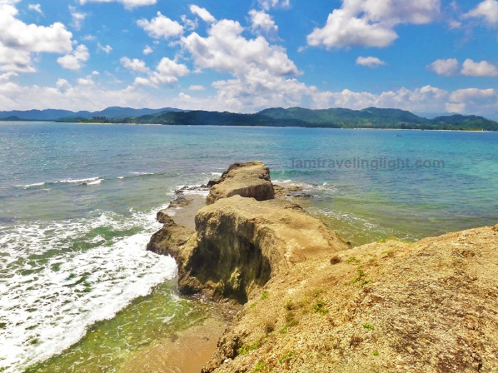 Crocodile head shape, Crocodile Island, island hopping, Palaui, best, CNN top beach in the world, Santa Ana, Cagayan, Philippines