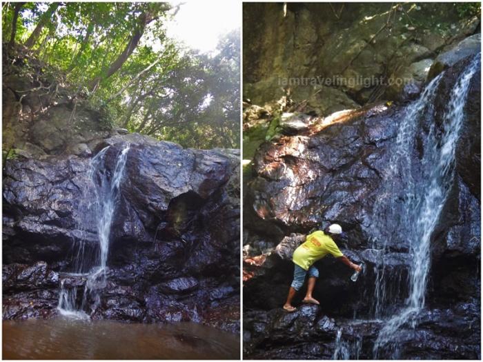 nearby falls accessible through trek, cape engano, siwangag cove, palaui, santa ana, cagayan, ph