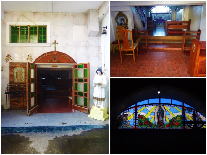 Our Lady of Guadalupe Chapel, President Hotel, Lingayen, Pangasinan