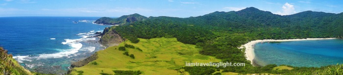 panorama, trek, Cape Engano lighthouse, Palaui, best, CNN top beach in the world, Santa Ana, Cagayan, Philippines