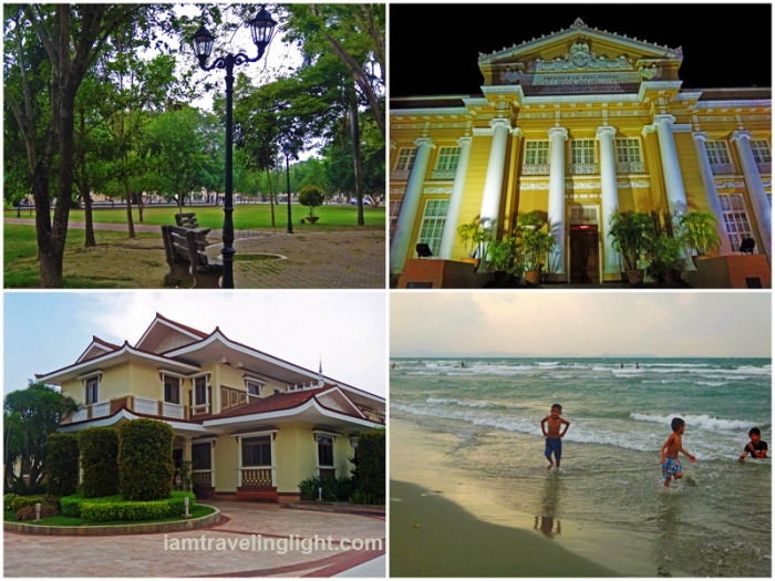 President Hotel nearby tourist attractions, Urduja House, beach, Capitol building, park, Lingayen, Pangasinan