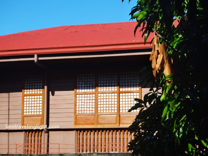 Ramos House, President Fidel Ramos, Lingayen, Pangasinan, museum, old house replica