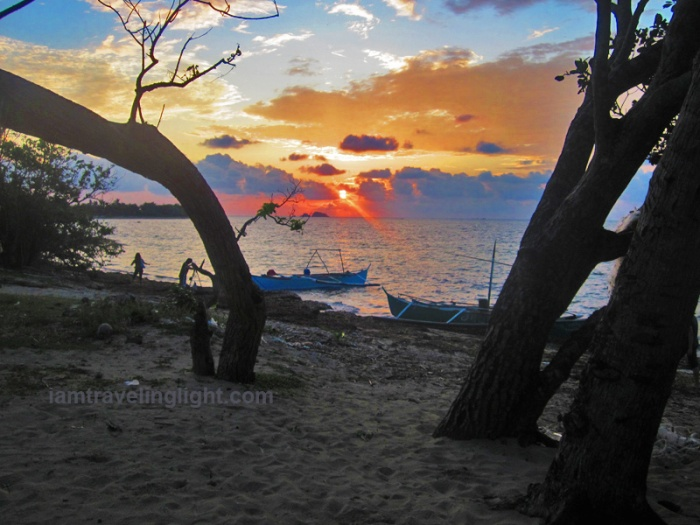 sunrise, Punta Verde beach, Palaui, best, CNN top beach in the world, Santa Ana, Cagayan, Philippines