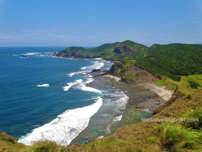 trek to Cape Engano lighthouse, view from the top, Palaui, Philippines best beach, CNN top beach in the world, Santa Ana, Cagayan