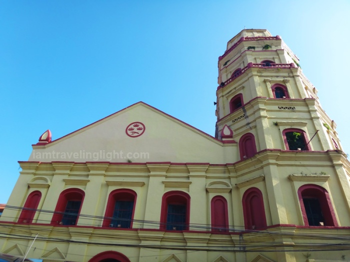 Epiphany of our Lord Parish, church, historical bells, Lingayen, Pangasinan