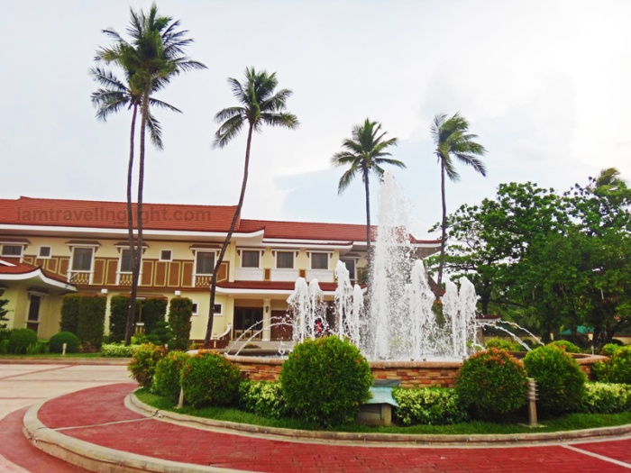 Urduja House, Governor's House, Balinese architecture, Southeast Asian architecture, fountain, Lingayen, Pangasinan