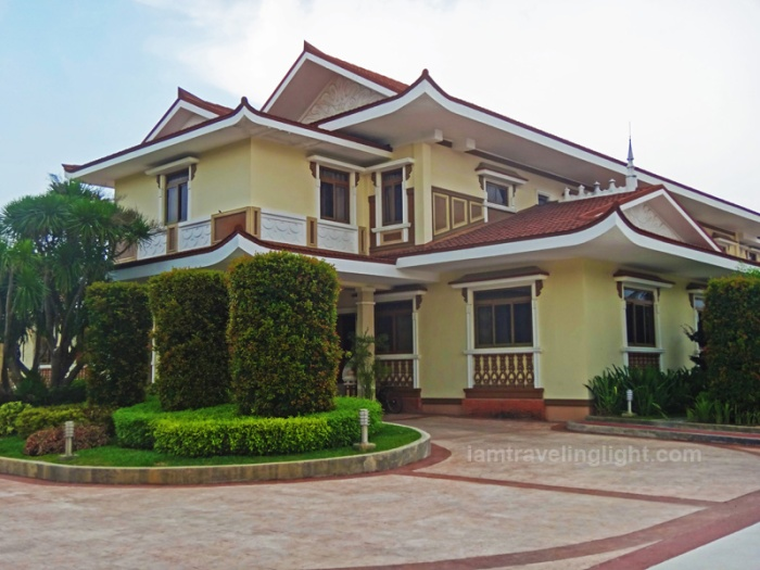 Urduja House, Governor's House, Balinese architecture, Southeast Asian architecture, Lingayen, Pangasinan