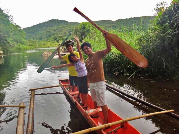 lake danao, travel with an ormoc local, leyte, philippines