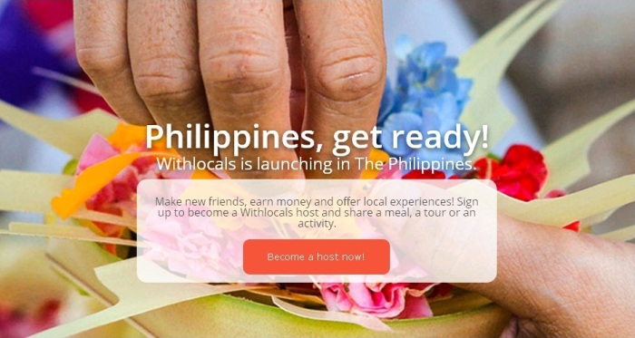 withlocals launching in the philippines