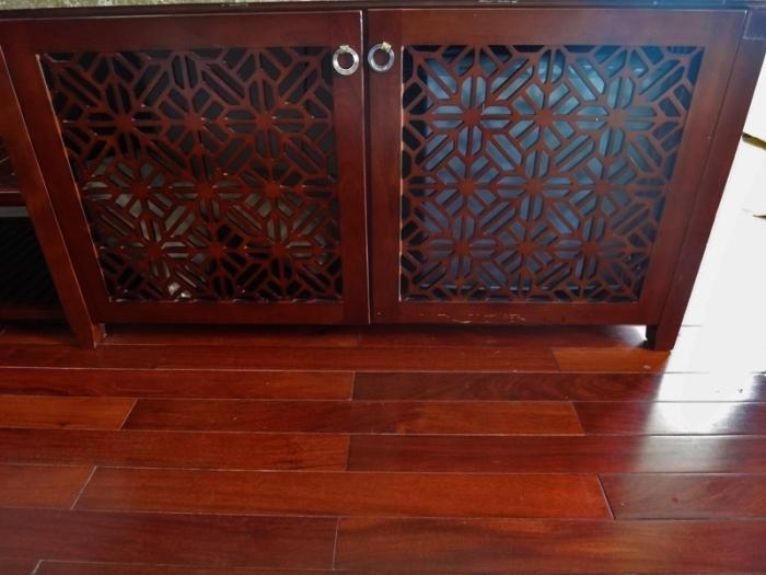 local hardwood floors and furniture, luxury hotel, moonlight hotel, hue, vietnam