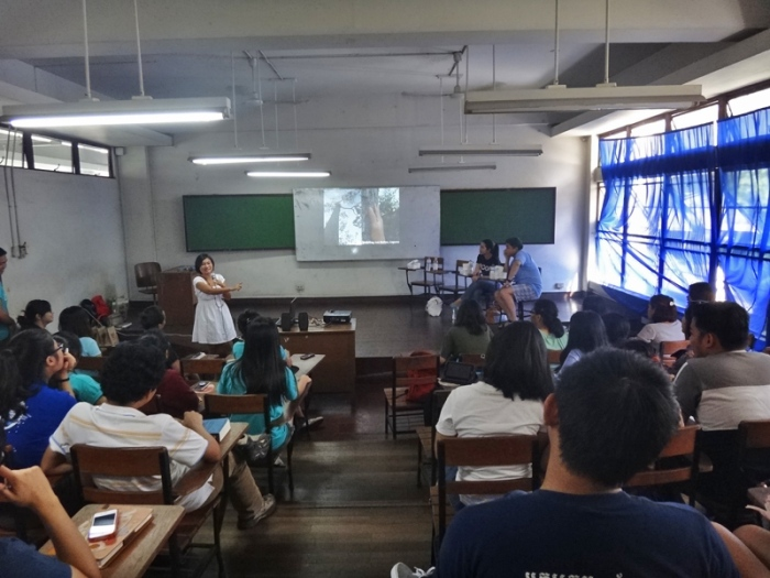 Alternative Classroom Learning Experience (ACLE), University of the Philippines Diliman - places change you and you change places