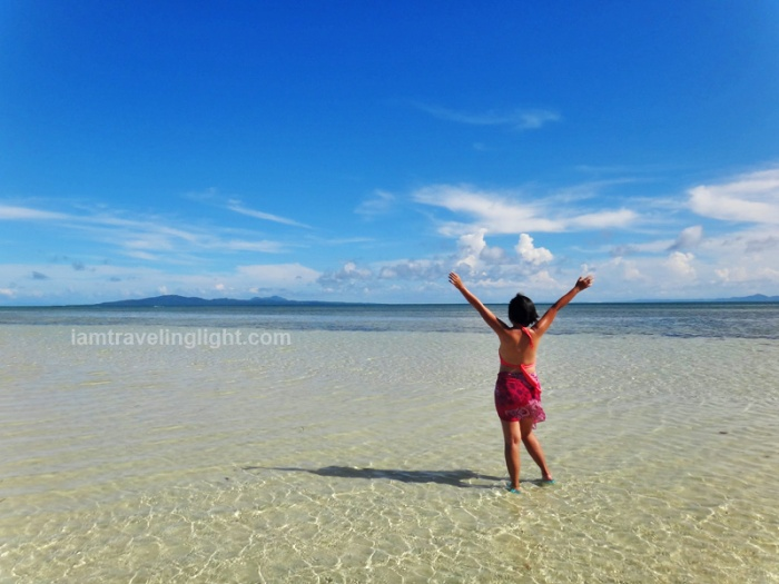 Cagbalete, Quezon, white beach