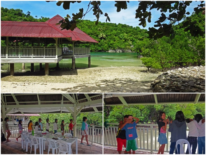 Danjugan Island, Negros Occidental - volunteer work, facilitating well-being with kids
