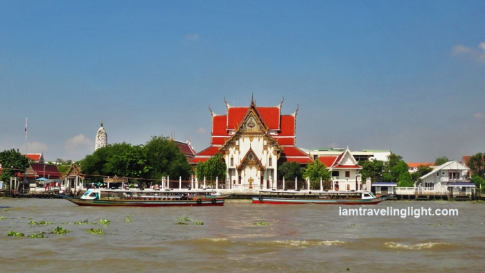 Tha Chang Pier, Grand Palace