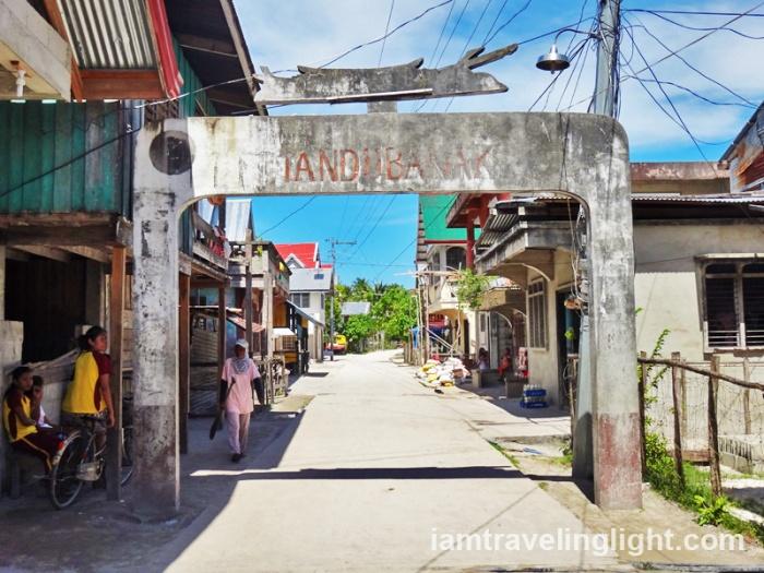 Tandubanak, Tandu Banak, town, remote Sibutu Island, Tawi-tawi, Philippines