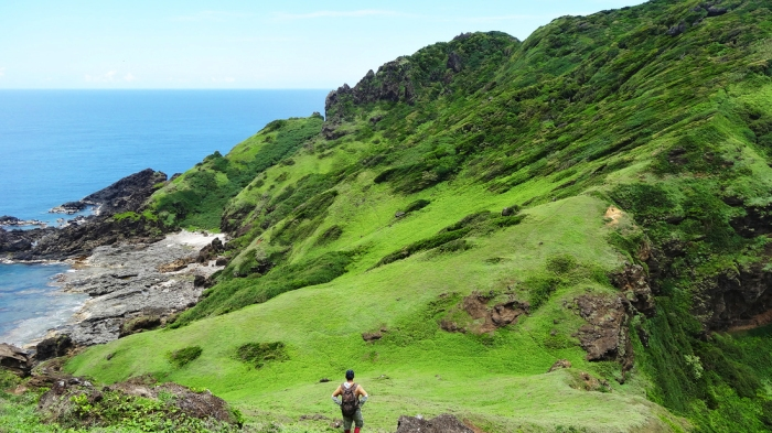 Batanes - Itbayat. Mavulis, or Y'ami, the northernmost island in the Philippines by Harly.jpg