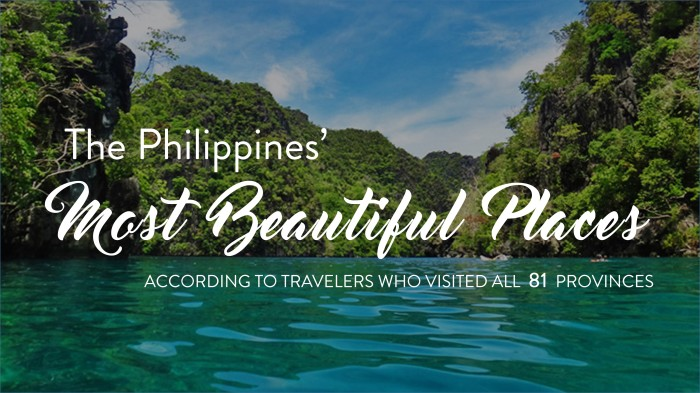 The Philippines' Most Beautiful Places according to travelers who visited all 81 provinces.JPG