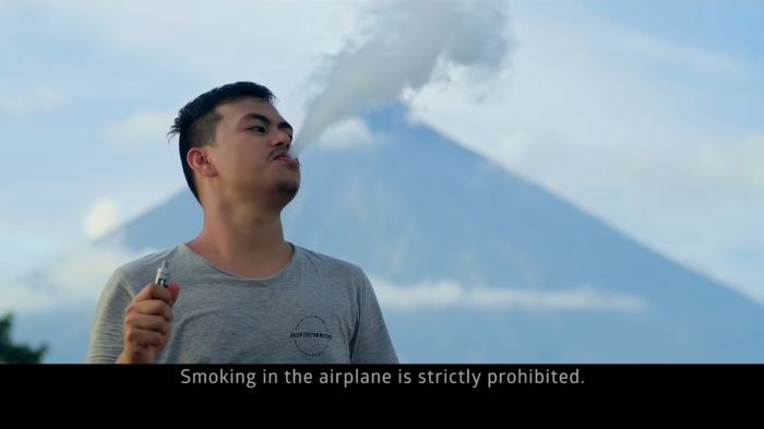 mayon-volcano-smoking-is-prohibited-instruction-for-inflight-safety-philippine-airlines
