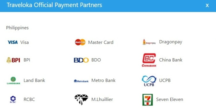 Traveloka payment partners, ways to pay.jpg